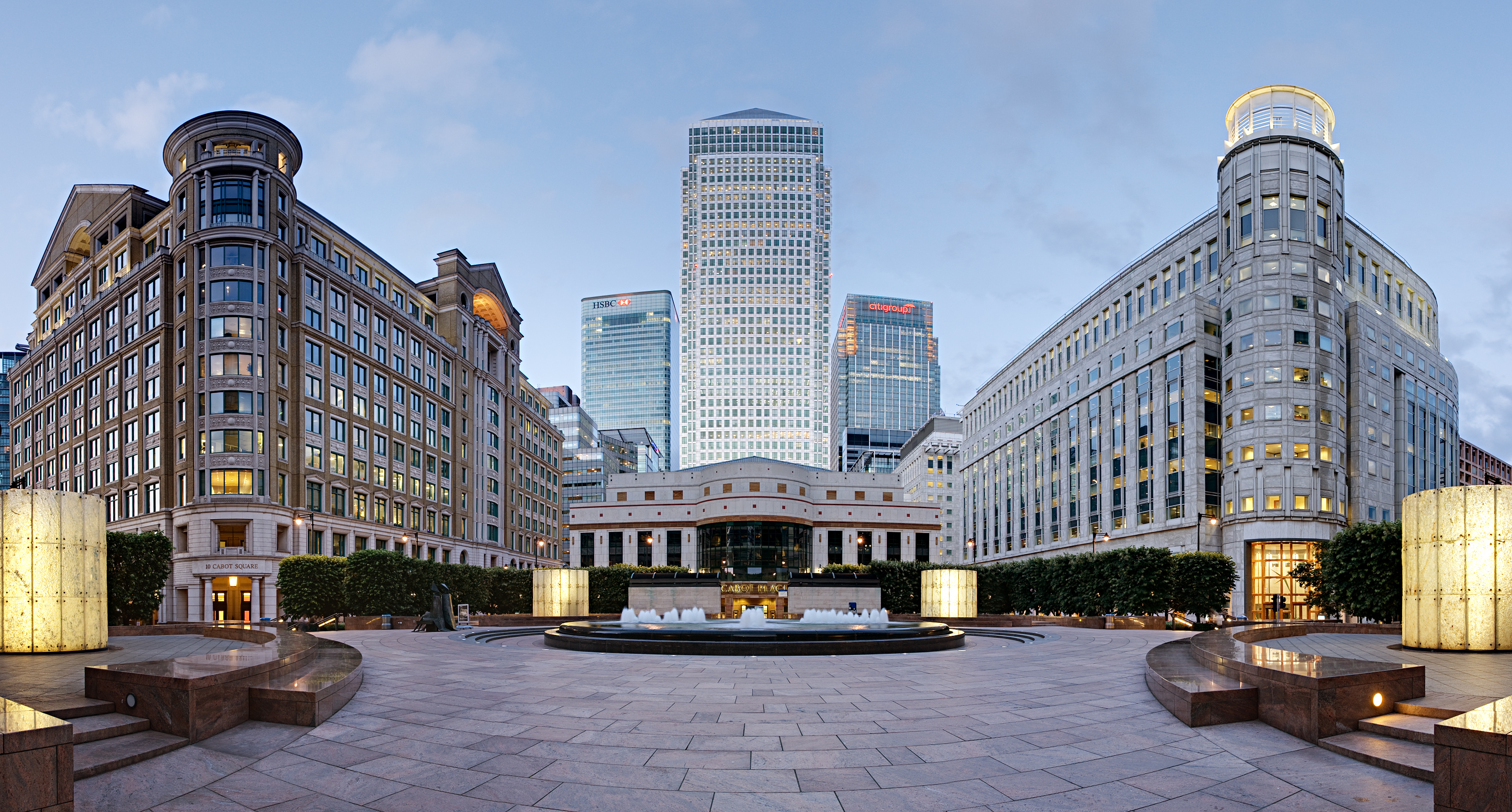 Caftop Apartments in Canary Wharf London