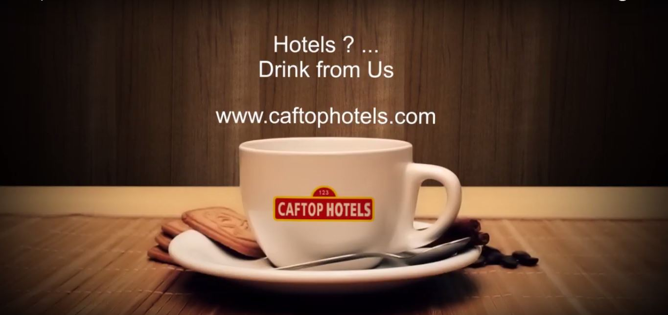 Caftop Hotels advert
